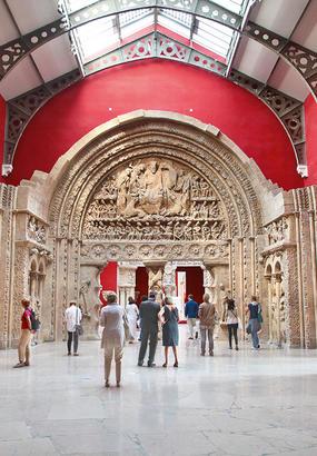 Cité de larchitecture et du patrimoine, un musée unique au monde