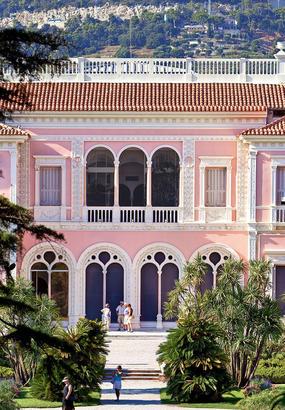 Villa Ephrussi de Rothschild, un joyau de la riviera