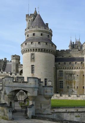 Pierrefonds : une vision idéale du Moyen Âge