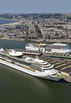 Visiter Le Havre côté mer
