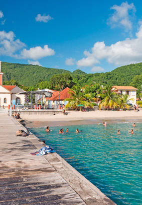 Les Anses-d'Arlet, toute la douceur des îles