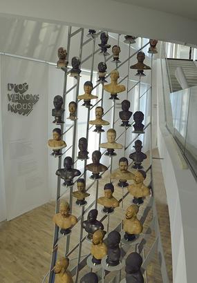 Paris : le Musée de lHomme fait peau neuve