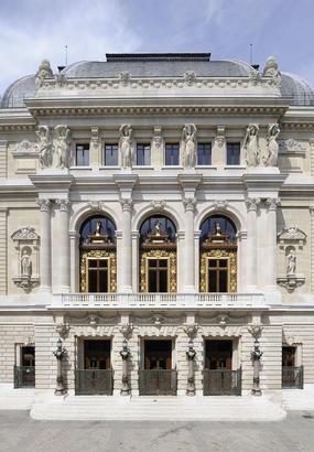 Opéra façade