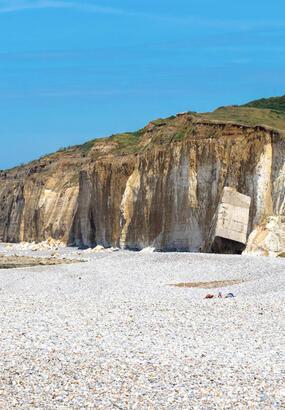 Les plus belles plages de galets de France