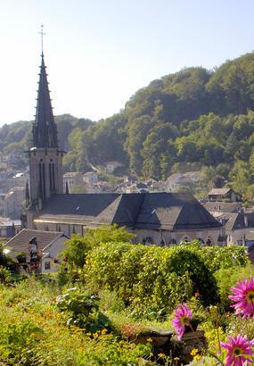 Plombières-les-Bains, mille balcons et vingt-sept sources