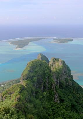 Maupiti, le petit Bora Bora