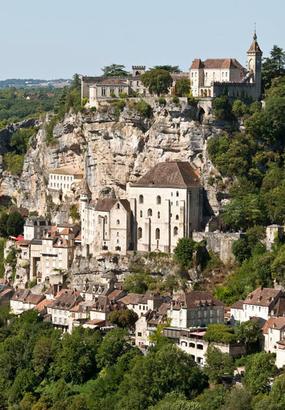 Rocamadour, la cité mille-feuille