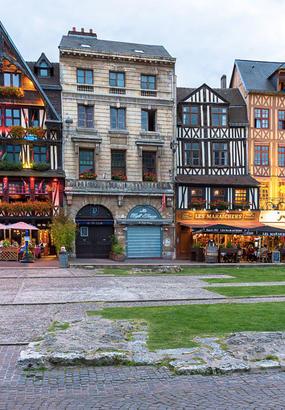 Normandie médiévale : circuit touristique en 5 étapes