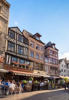Que faire à Rouen : 10 activités incontournables
