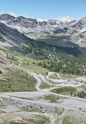 Le col dIzoard : à lassaut dun col légendaire du Tour de France