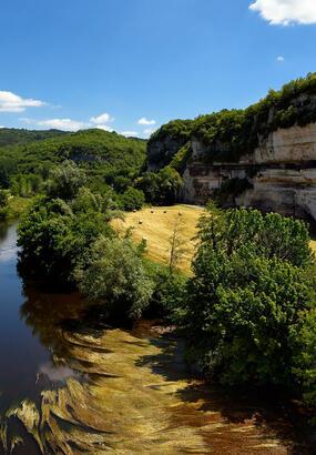 La vallée de la Vézère : le berceau de lhomme