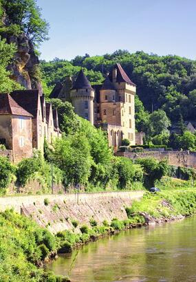 Découverte des châteaux de la vallée de la Dordogne