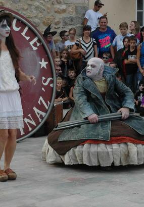 Sorcières, ours et dragon, les drôles de fêtes du pays catalan