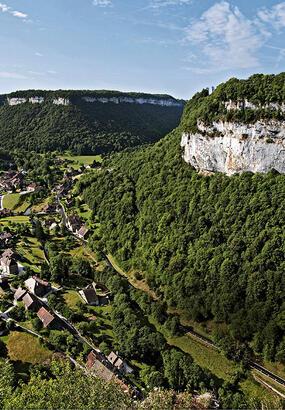 Franche-Comté : une nature secrète