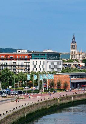 Rouen : la reconquête des quais de Seine