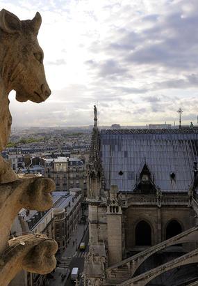 Notre-Dame de Paris : merveilles architecturales