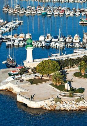 La Ciotat : une station balnéaire au riche passé industriel