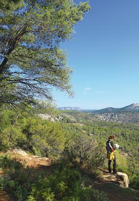 Le GR2013 : une randonnée du côté dAix-en-Provence