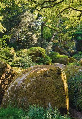 Balade fantastique dans la forêt d'Huelgoat