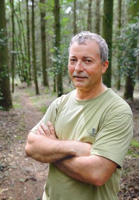 Philippe Gouezin: un spécialiste des mégalithes