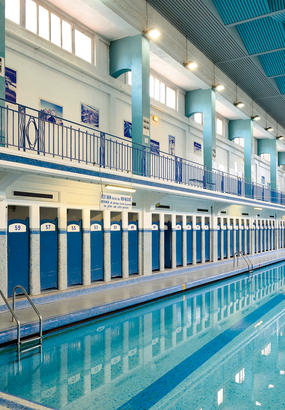 Rennes : la piscine Saint-Georges bientôt Monument historique