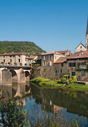 Saint-Antonin Noble-Val