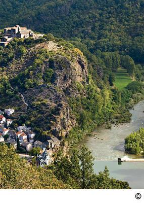 La vallée du Tarn, discrète et généreuse