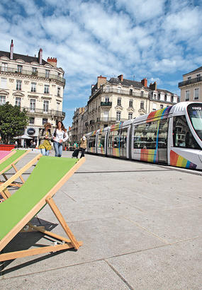 Angers : entre histoire et douceur de vivre