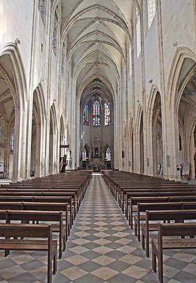 Notre-Dame de Cléry-Saint-André : à la mémoire du grand Louis XI