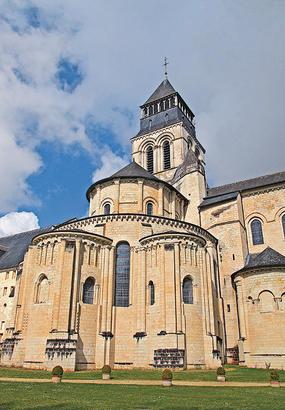 Abbaye de Fontevraud : les femmes au pouvoir
