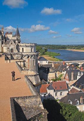 Naviguer sur la Loire de Touraine en Anjou