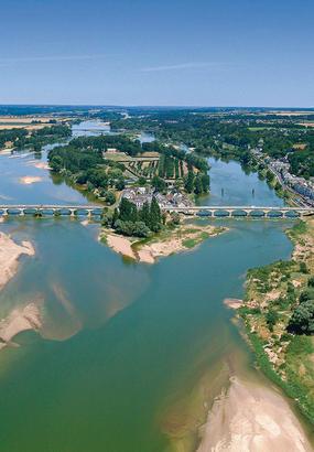 Le Val de Loire : source dinspiration