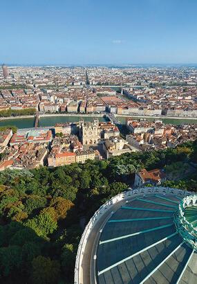 Lyon en tête des villes françaises où il fait bon vivre