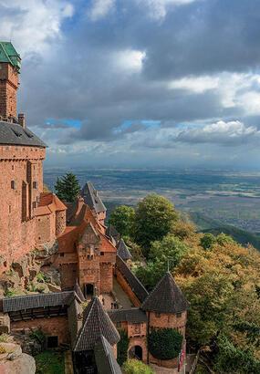 Les châteaux forts à visiter absolument en 2021