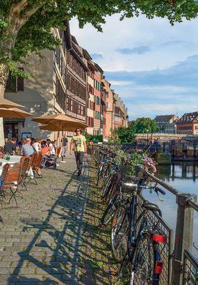 Strasbourg : la petite France