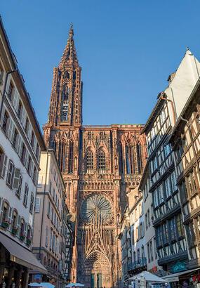 Strasbourg : les trésors du « carré d'or »