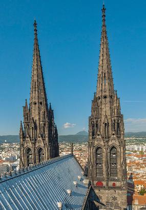 Clermont-Ferrand : ville de modernité
