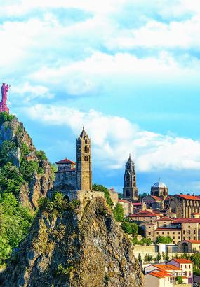 Le Puy-en-Velay : ville sainte