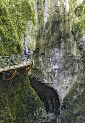 LAlbanais : territoire entre lacs et montagnes