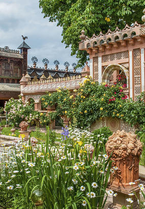 Les Jardins Secrets au cœur de lAlbanais