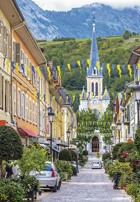 Albertville : lOlympie des Alpes