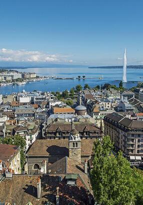 Genève : la ville mosaïque