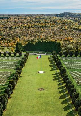 Sur les traces de la Grande Guerre à Verdun