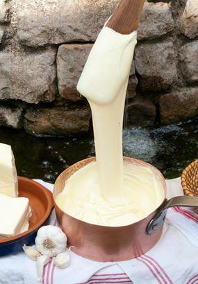 La recette de laligot, spécialité de lAubrac