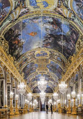 Galerie des Glaces de Versailles : la splendeur retrouvée
