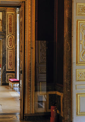 Versailles : le grand appartement de la Reine
