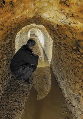 Versailles : le ventre des fontaines