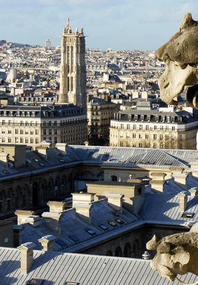 Compostelle : de Paris à Tours