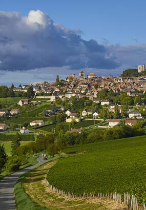 De lAuvergne à lOrléanais : la route Jacques-Coeur