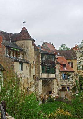 village de Gargilesse